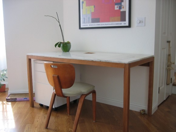 Marbletop Desk
